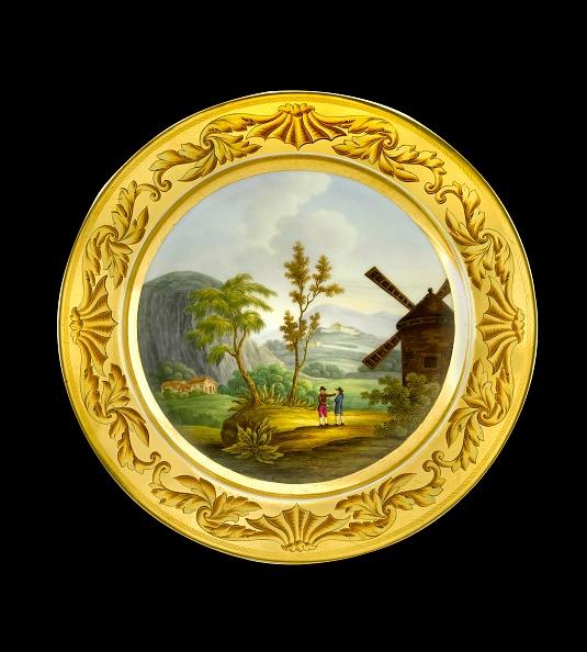 Sweet Food「Dessert Plate Depicting The Battlefield Of Roleia (Rolica)」:写真・画像(16)[壁紙.com]