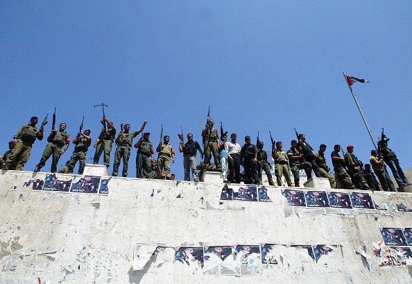 Gaza Strip「GZA: Palestinian Security Chief Re-Instated After Violent Protests」:写真・画像(8)[壁紙.com]
