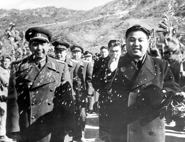 1950-1959「Kim Il Sung」:写真・画像(14)[壁紙.com]