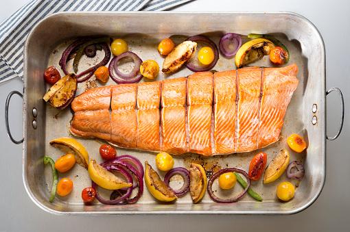 Fish「Salmon Fillet & Portions」:スマホ壁紙(17)