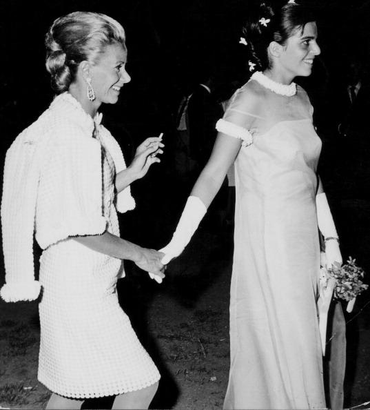 Athens - Greece「Athina Livanos Blandford And Christina Onassis」:写真・画像(16)[壁紙.com]