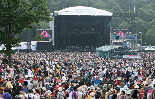 Entertainment Event「Fuji Rock Festival Day 2」:写真・画像(0)[壁紙.com]