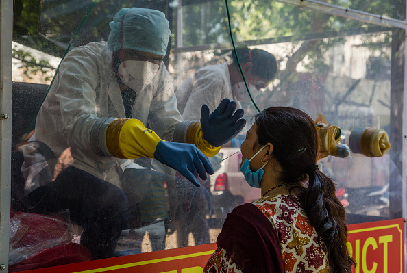 India「India Imposes Nationwide Lockdown To Contain The Coronavirus Outbreak」:写真・画像(4)[壁紙.com]