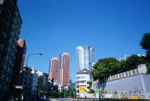 Minato Ward「High buildings」:スマホ壁紙(9)