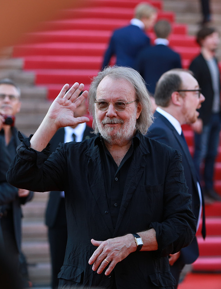 Benny Andersson「OPUS Klassik Award In Berlin」:写真・画像(8)[壁紙.com]