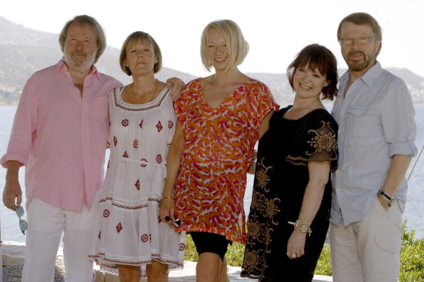 Bjorn Ulvaeus「Mamma Mia! - International Photocall」:写真・画像(4)[壁紙.com]