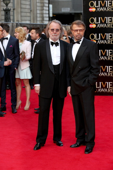 Bjorn Ulvaeus「Laurence Olivier Awards - Red Carpet Arrivals」:写真・画像(10)[壁紙.com]