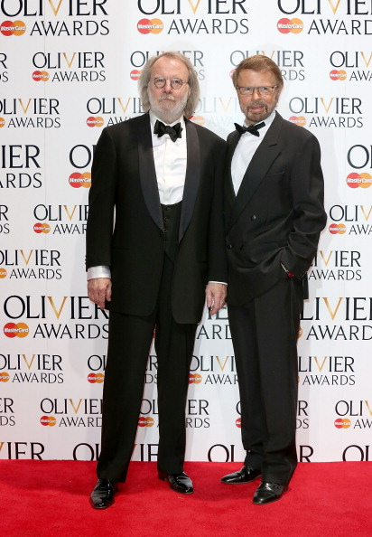 Bjorn Ulvaeus「Laurence Olivier Awards - Press Room」:写真・画像(18)[壁紙.com]