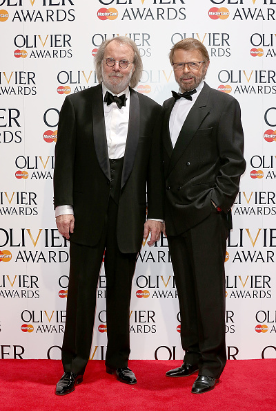 Bjorn Ulvaeus「Laurence Olivier Awards - Press Room」:写真・画像(8)[壁紙.com]