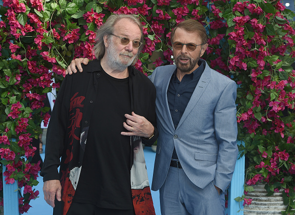 Bjorn Ulvaeus「Mamma Mia! Here We Go Again World Premiere」:写真・画像(13)[壁紙.com]