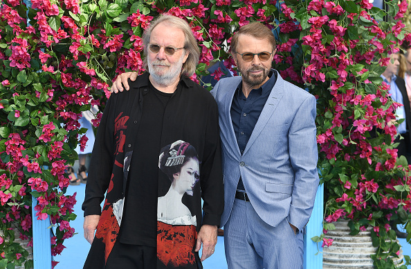 Bjorn Ulvaeus「Mamma Mia! Here We Go Again World Premiere」:写真・画像(6)[壁紙.com]