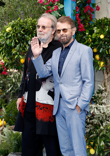"Bjorn Ulvaeus「""Mamma Mia! Here We Go Again"" - UK Premiere - Red Carpet Arrivals」:写真・画像(12)[壁紙.com]"