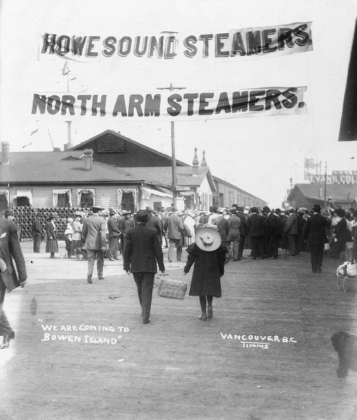 Passenger Craft「Howe Sound Steamers」:写真・画像(9)[壁紙.com]
