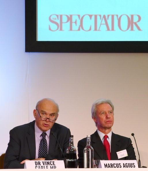 Footpath「George Osborne, Vince Cable and James Purnell speak At Spectator Conference」:写真・画像(7)[壁紙.com]