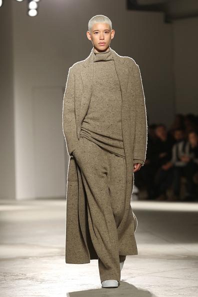 Tristan Fewings「Agnona - Runway: Milan Fashion Week Autumn/Winter 2019/20」:写真・画像(3)[壁紙.com]