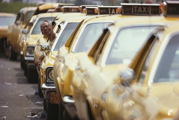 ニューヨーク市「Taxi Rank」:写真・画像(4)[壁紙.com]