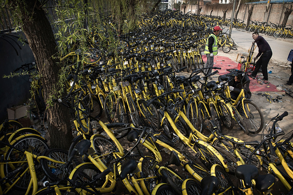 Big Data「Beijing's Bike Share Boom Creates Refuge for Battered Bicycles」:写真・画像(16)[壁紙.com]