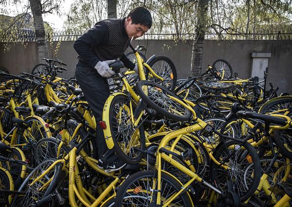Big Data「Beijing's Bike Share Boom Creates Refuge for Battered Bicycles」:写真・画像(12)[壁紙.com]