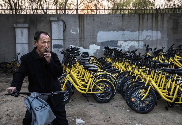 Big Data「Beijing's Bike Share Boom Creates Refuge for Battered Bicycles」:写真・画像(13)[壁紙.com]
