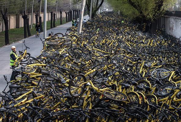Big Data「Beijing's Bike Share Boom Creates Refuge for Battered Bicycles」:写真・画像(18)[壁紙.com]