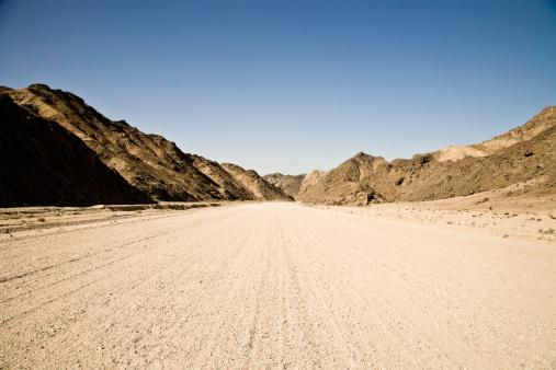 Dirt Road「Country Road through Mountains」:スマホ壁紙(8)