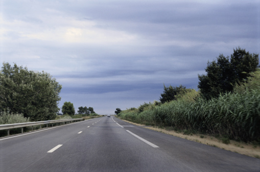Empty Road「Country Road」:スマホ壁紙(10)