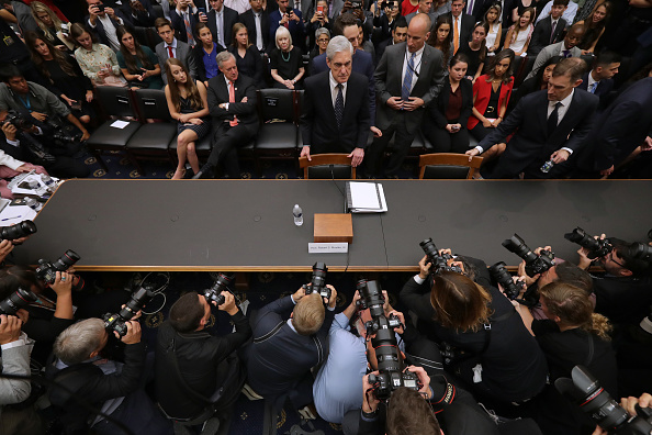 Testimony「Mueller Testifies On Investigation Into Election Interference Before House Committees」:写真・画像(13)[壁紙.com]