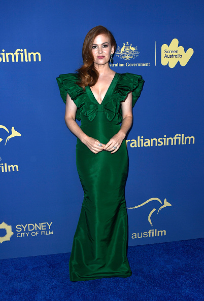 Green Dress「2019 Australians In Film Awards - Arrivals」:写真・画像(10)[壁紙.com]