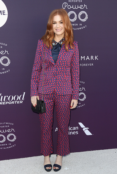 Suit「The Hollywood Reporter's 2017 Women In Entertainment Breakfast - Arrivals」:写真・画像(10)[壁紙.com]