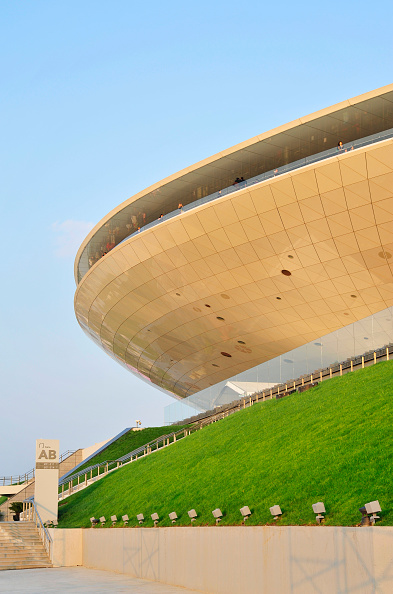 Finance and Economy「Expo Cultural Centre at the 2010 Shanghai World Expo, China.」:写真・画像(8)[壁紙.com]