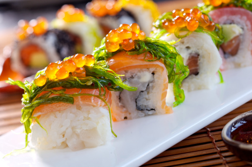 Indulgence「Big maki sushi」:スマホ壁紙(8)