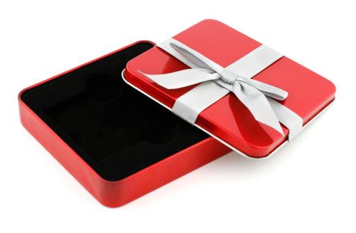 プレゼント「オープンギフトボックス」:スマホ壁紙(12)