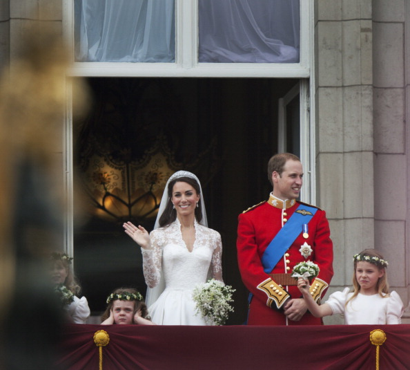 Tom Stoddart Archive「Royal Wedding Couple」:写真・画像(8)[壁紙.com]