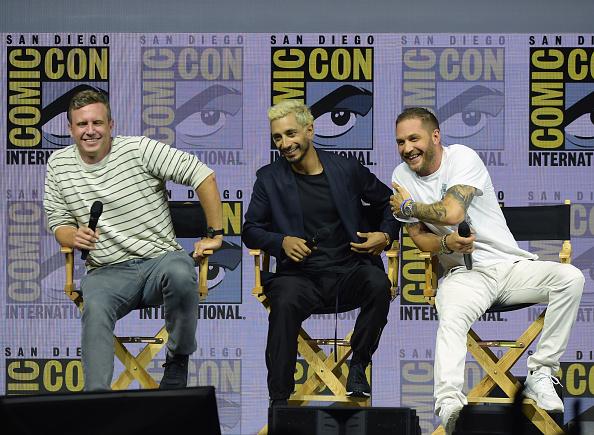 Comic con「Comic-Con International 2018 - Sony Pictures' Panel」:写真・画像(18)[壁紙.com]