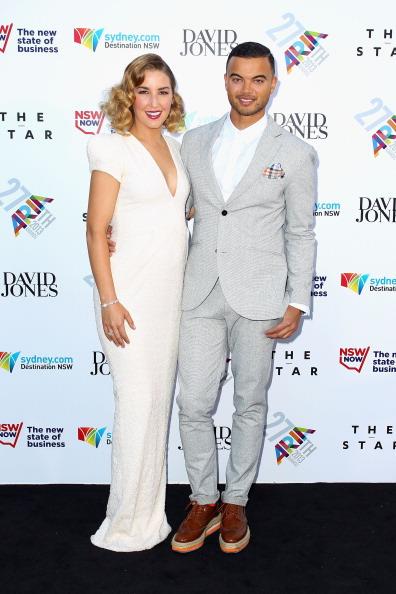 Pocket Square「27th Annual ARIA Awards 2013 - Arrivals」:写真・画像(15)[壁紙.com]