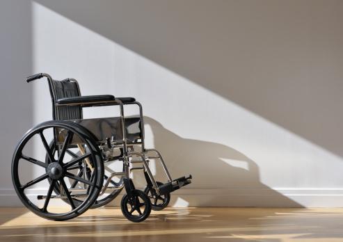 Healing「Wheelchair」:スマホ壁紙(0)