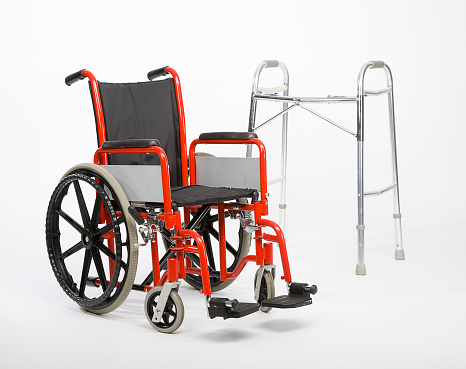 Healing「Wheelchair and Walker」:スマホ壁紙(3)