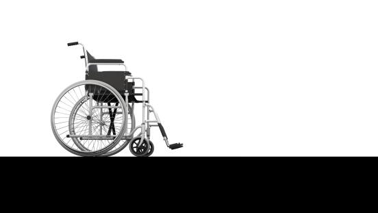 Wheelchair「Wheelchair profile view」:スマホ壁紙(19)