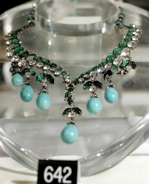 Jewelry「Sotheby's To Auction Kennedy Family Artifacts」:写真・画像(9)[壁紙.com]