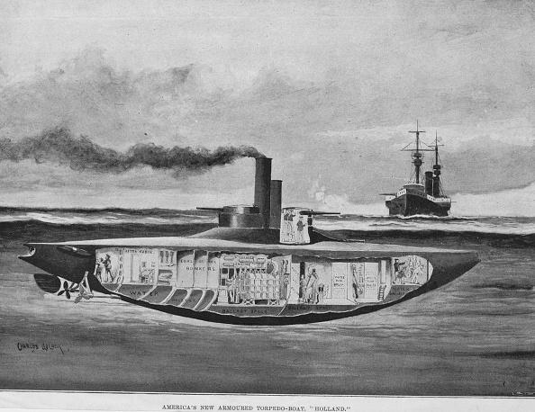 Mode of Transport「USA Torpedo-Boat」:写真・画像(9)[壁紙.com]