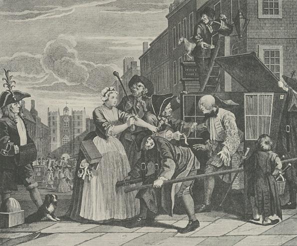 William Hogarth「St Jamess Street 1」:写真・画像(12)[壁紙.com]