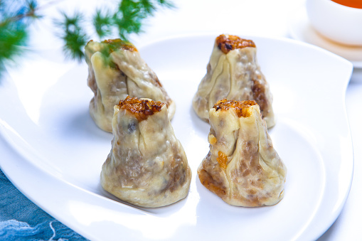 Shumai「A small amount of delicious dumpling」:スマホ壁紙(17)