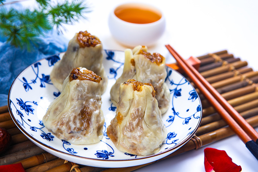 Shumai「A small amount of delicious dumpling」:スマホ壁紙(16)