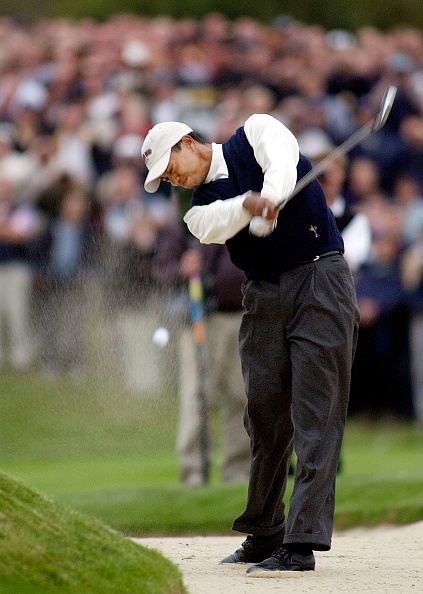 Sand Trap「Ryder Cup at the Belfry Sutton Coalfield 2002」:写真・画像(15)[壁紙.com]