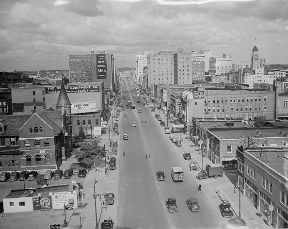 Kansas「Main Street USA」:写真・画像(1)[壁紙.com]