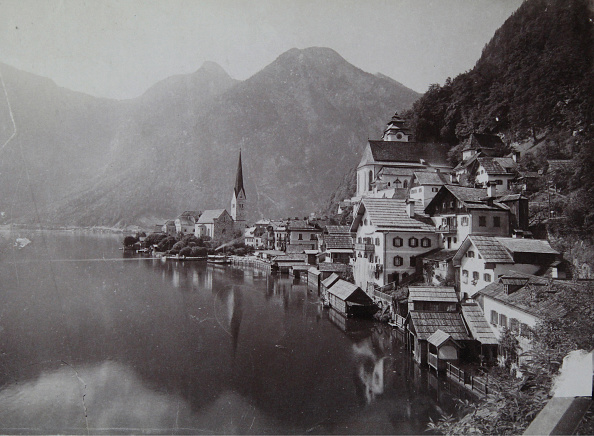 Salzkammergut「Hallstatt Lake Hallstatt」:写真・画像(12)[壁紙.com]