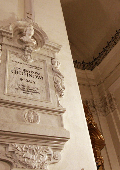 Place of Burial「Chopin Monument」:写真・画像(18)[壁紙.com]