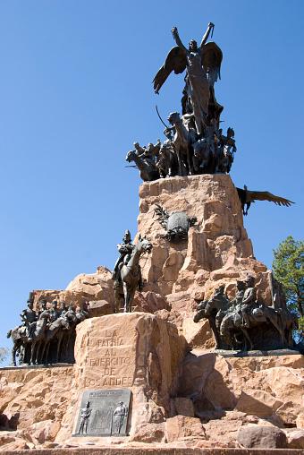 Battle「The Monument At Cerro De La Gloria; Mendoza Argentina」:スマホ壁紙(6)