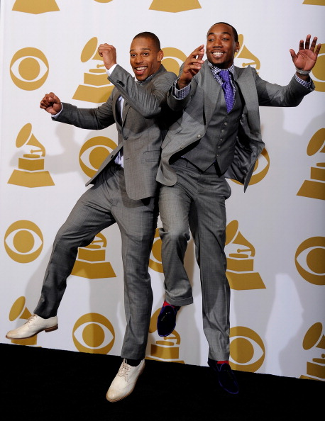NFC East「The 54th Annual GRAMMY Awards - Press Room」:写真・画像(18)[壁紙.com]