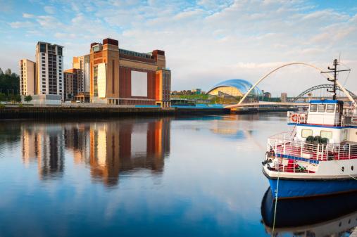 Newcastle-upon-Tyne「River Tyne, Newcastle-Upon-Tyne, England」:スマホ壁紙(16)